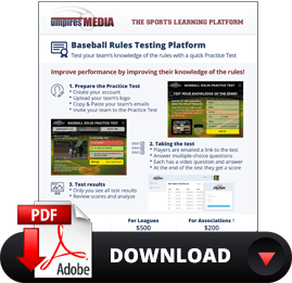UmpiresMedia_Baseball_Rules_Testing_Module_download_pdf